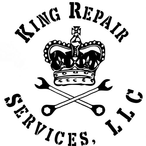king repair services logo